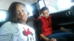 Moriah and Dayonna